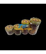 Pure Persian Bunch Saffron 5gr Glass Pack