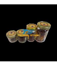 Pure Persian Saffron 1gr Glass Pack