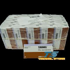 20 Box Tiromel T3 25 mcg.  (2000 Tabs)