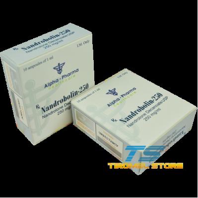 Alpha Pharma Nandrobolin (Nandrolone Decanoate)