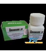 BVS Labs Turanabol Tablet - 20mg / 100 Tabs