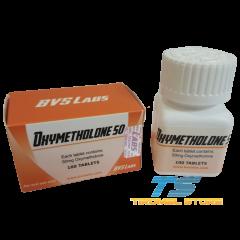 BVS Labs Oxymetholone Tablet - 50mg / 100 Tabs