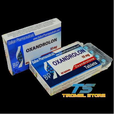 Balkan Pharmaceuticals Oxandrolon (Anavar)