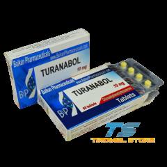 Balkan Pharmaceuticals Turanabol