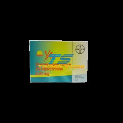 YAZZ Birth Control Pill
