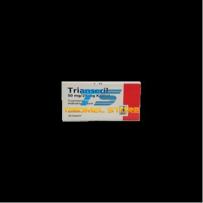Trianseril 50/25 Mg (Triamterene)