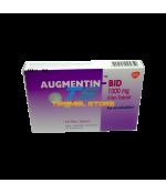 Augmentin BID 1000 mg