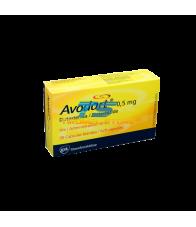 Avodart 0.5 mg