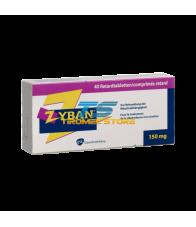 Zyban 150 mg (Bupropion hydrochloride)