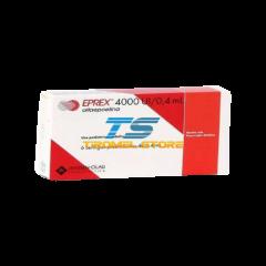 EPREX 4000 IU (EPO)