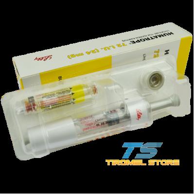 Lily Humatrope (HGH - Somatropin) 24mg - 72iu