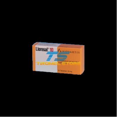 Lioresal 10 Mg (Baclofen)