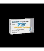 Letrasan 2.5 Mg (Letrozole, Femara)