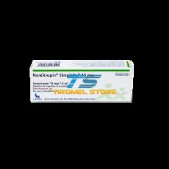 Norditropin 45iu 15mg (Somatropin / HGH)