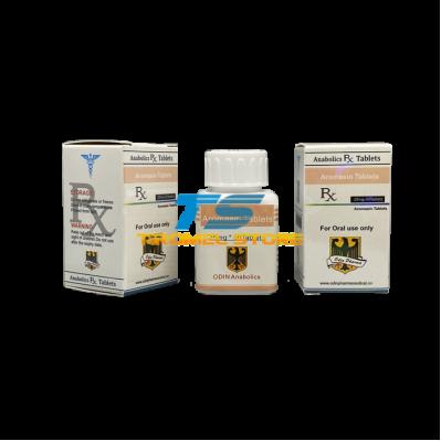 Odin Anabolics Aromasin 25 mg (USA DOMESTIC)