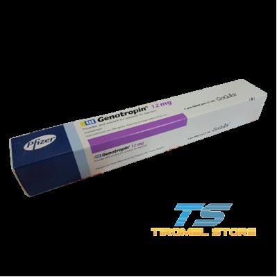 Buy Pfizer Genotropin 36iu (HGH - Somatropin) 12mg
