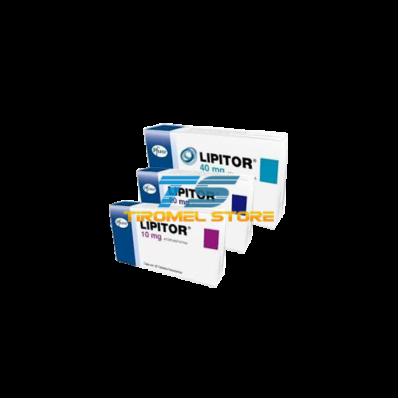 Lipitor 10-20-40 Mg (Atorvastatin)