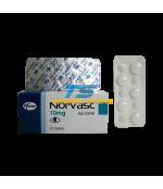 Norvasc 10 Mg (Amlodipine)