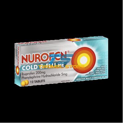 Nurofen Cold & Flu 200 Mg / 30 Mg