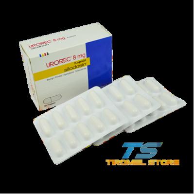 Buy Silodosin 8 Mg. (Urorec)