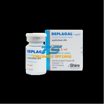 REPLAGAL 1 MG